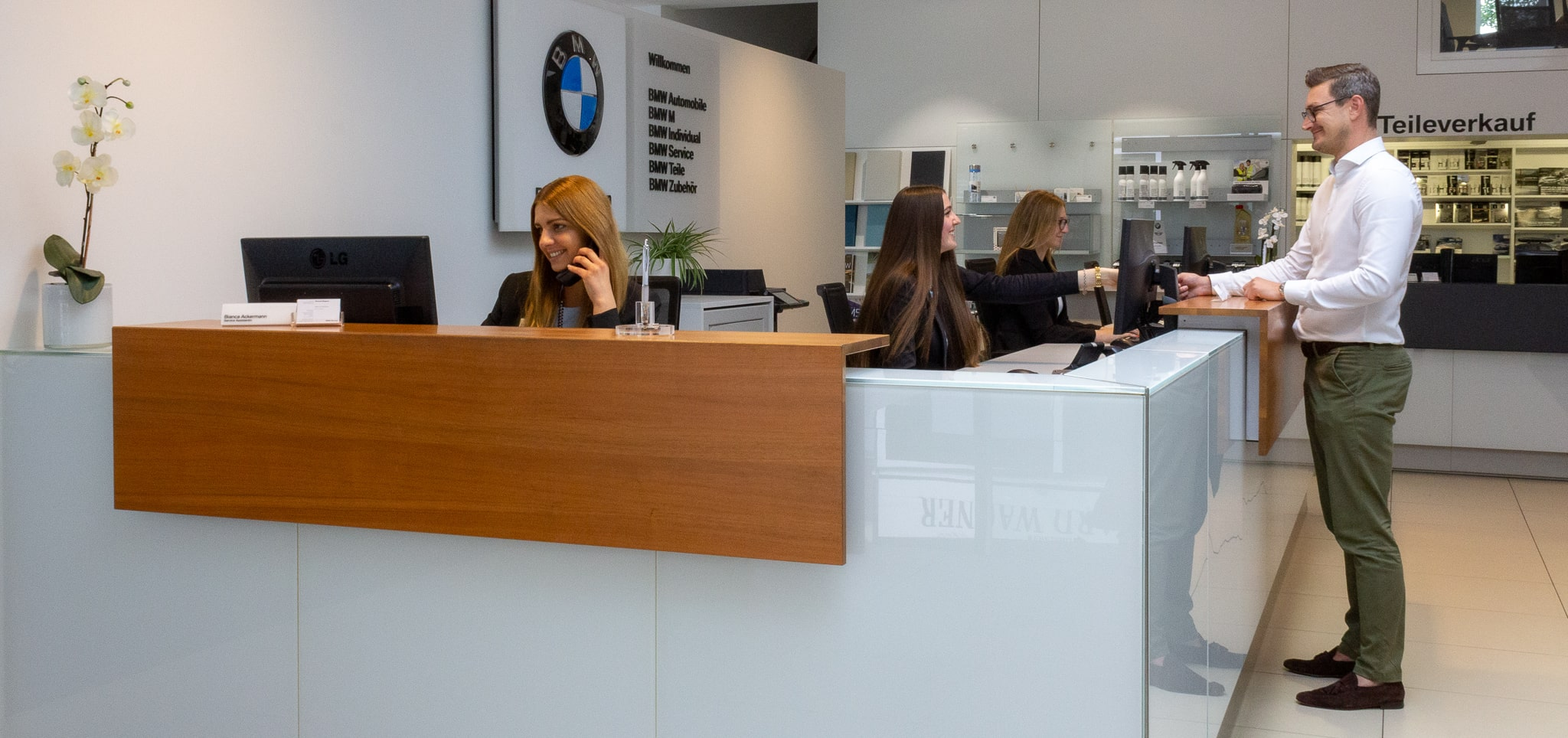 BMW Wagner - Karriere