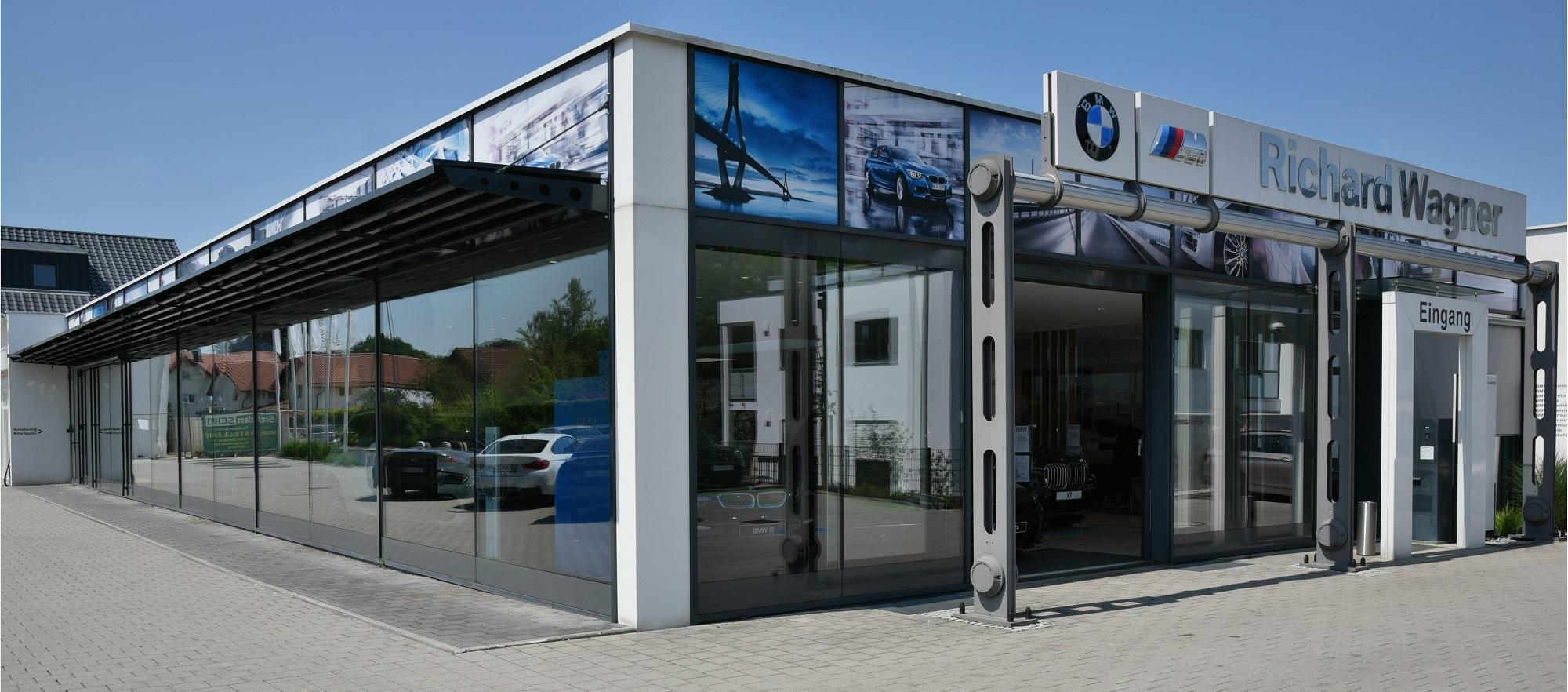 BMW Wagner - Standort Kirchseeon