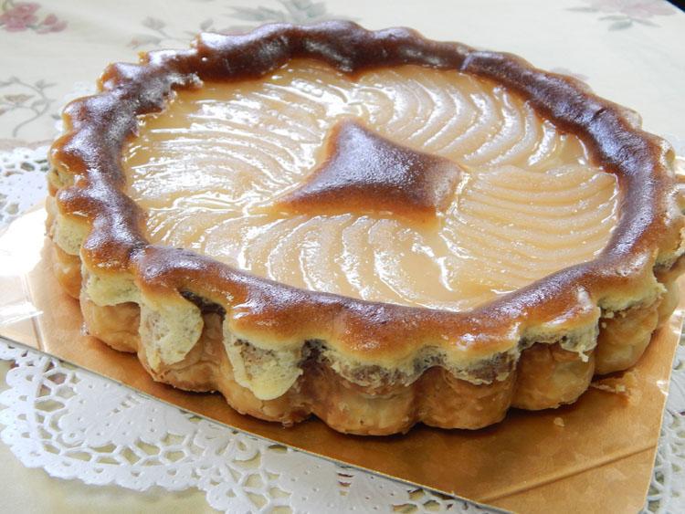 タルト・ォ・ポワール 横浜 南区 フランス菓子 フロランタン