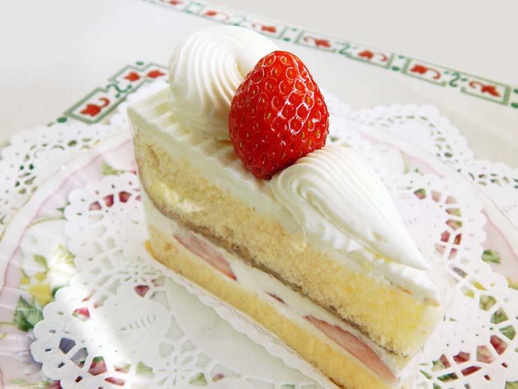 苺のショート 横浜 南区 フランス菓子 フロランタン