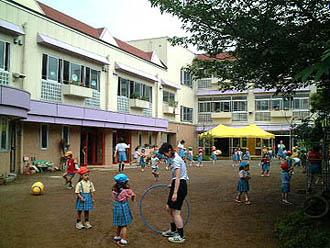川崎ふたば幼稚園1