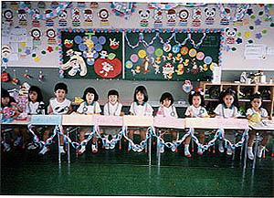 宮崎二葉幼稚園2