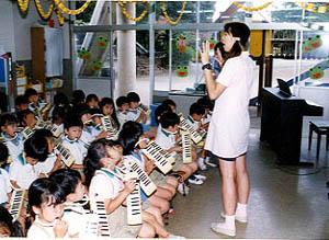 宮崎二葉幼稚園4