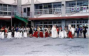 サレジオ学院幼稚園3