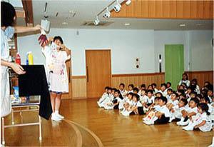 聖クララ幼稚園2