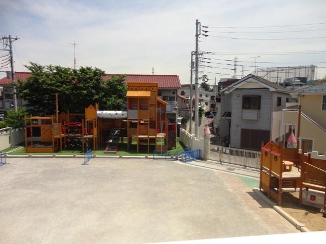 津田山幼稚園2