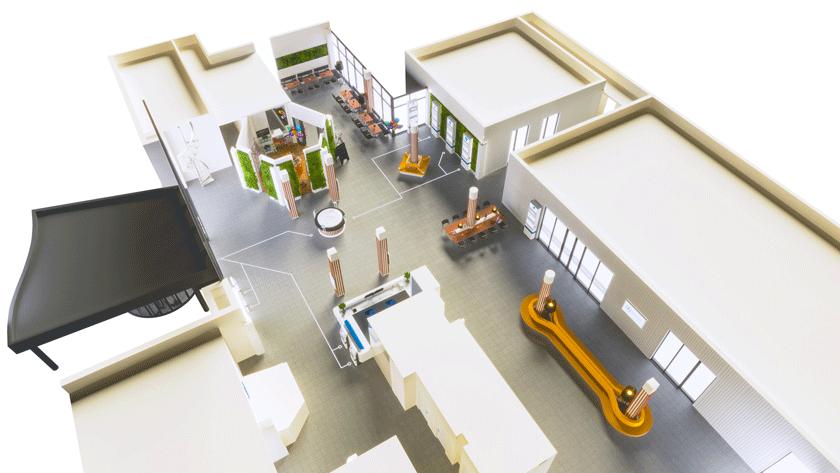 Virtual Reality VR Groningen Wilhelmina Ziekenhuis Assen E-health