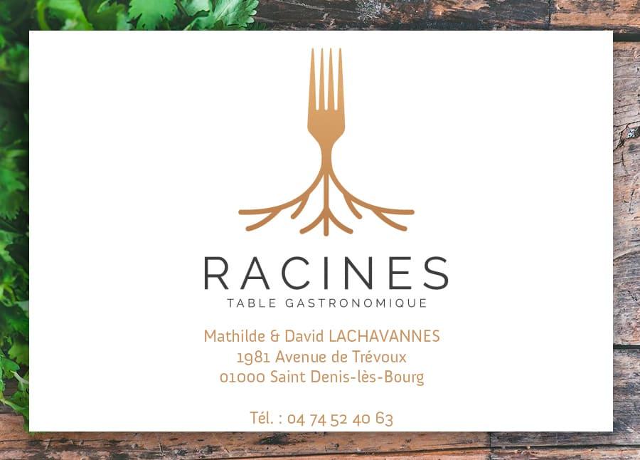 Restaurant racines à St Denis lès Bourg