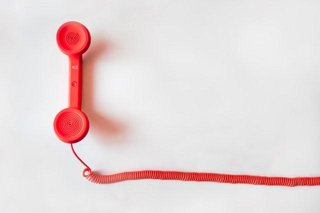 Sprecherin für Telefonansagen