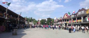 Freizeitparks und Action