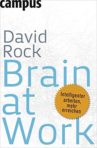 Book Cover Brain at Work von David Rock