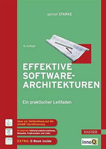 Book Cover Effekte Software-Architekturen Gernot Starke