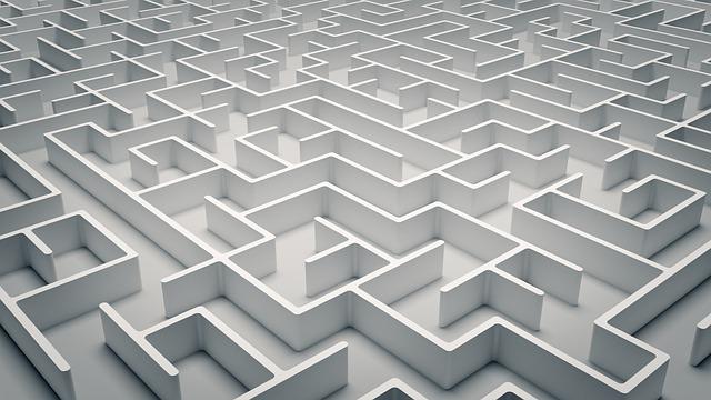 Labyrinth des Projekt Management