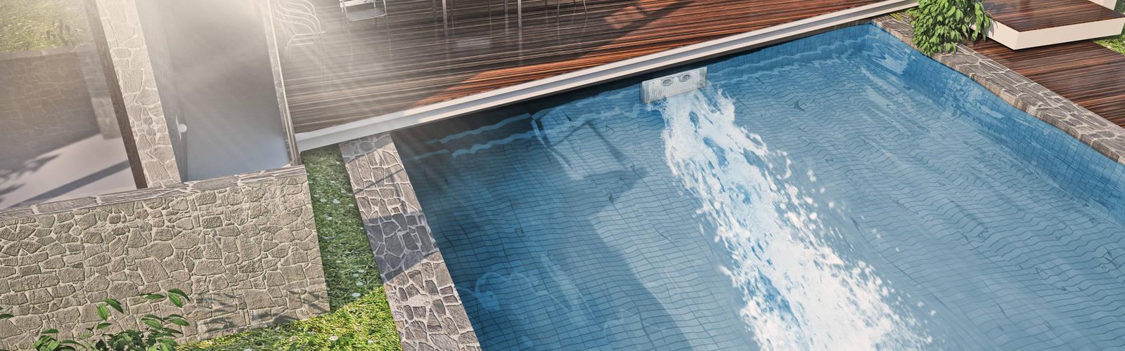 S&K GmbH Jacuzzi Whirlpool - Gegenstromanlage