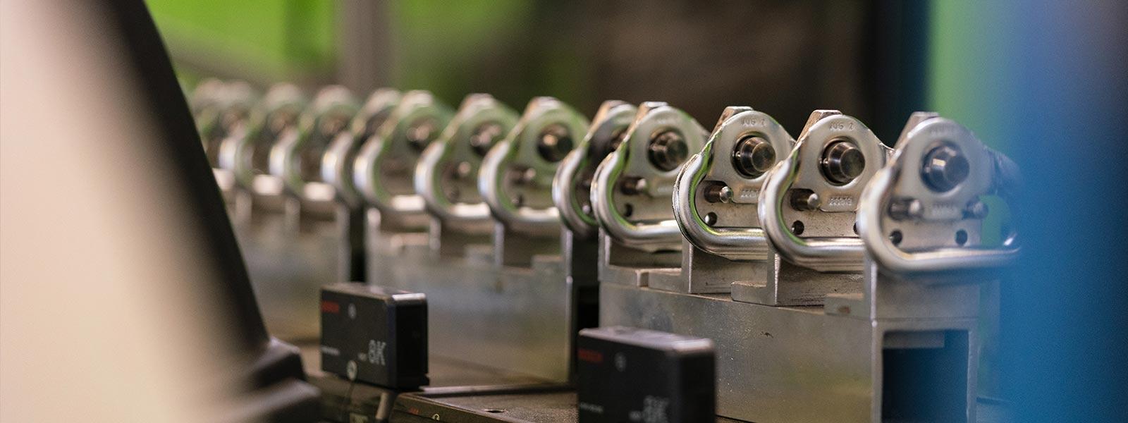 J & S safety systems belt diverter