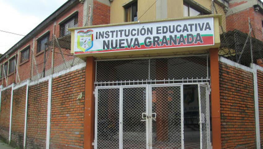 Resultado de imagen para Institución Educativa Nueva Granada, Imagenes
