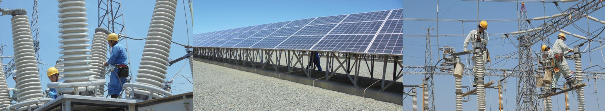 北陸エコシステム株式会社は北陸電力関連の仕事を中心に行っている会社です