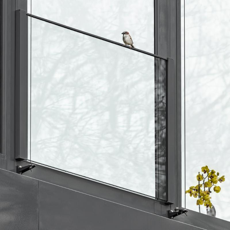 Fenster mit Absturzsicherung