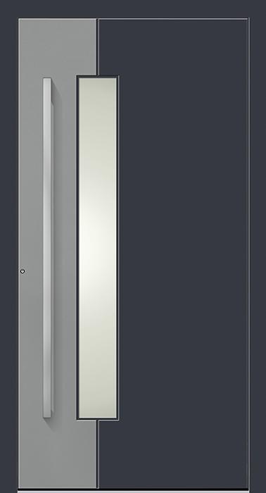 Holz-Aluminium-Tür