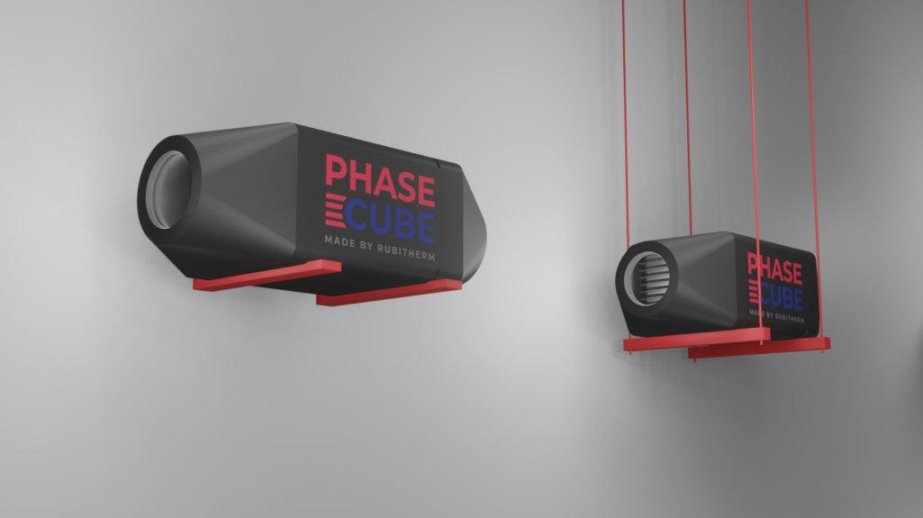Hinweise zur Montage vom PhaseCube