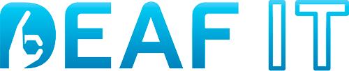 DeafIT Logo