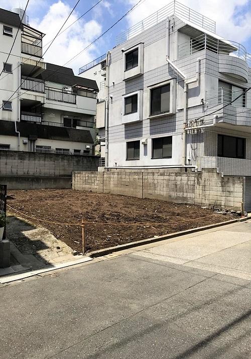 小石川五丁目売地