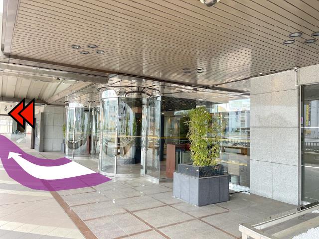 ホテルメトロポリタン仙台から01
