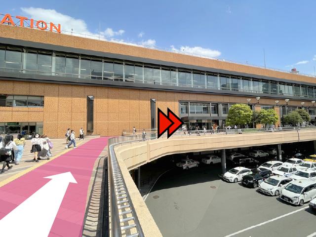 仙台駅西口から02