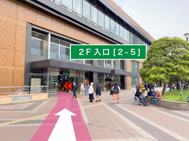 仙台駅西口から03