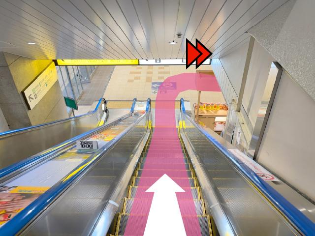 仙台駅西口から05