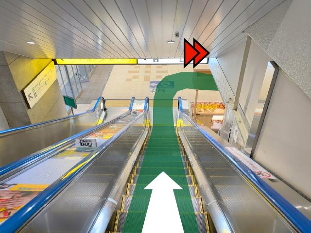 新幹線中央口改札から04
