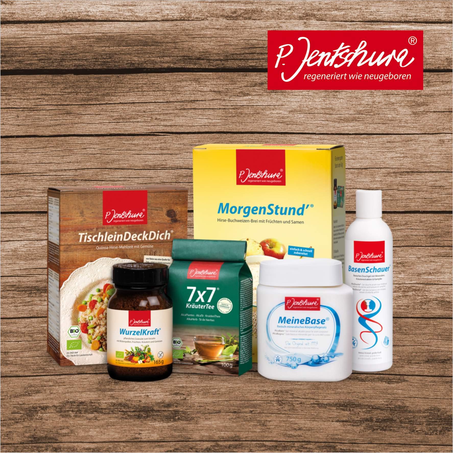 Jentschura Produkte