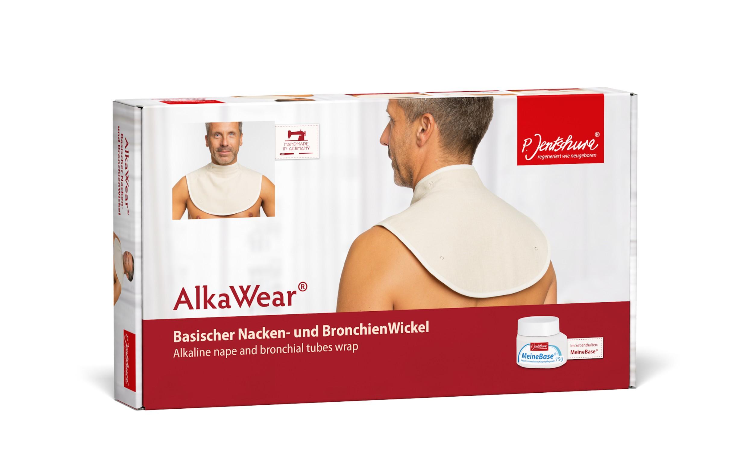 Jentschura Nacken- und BronchienWickel