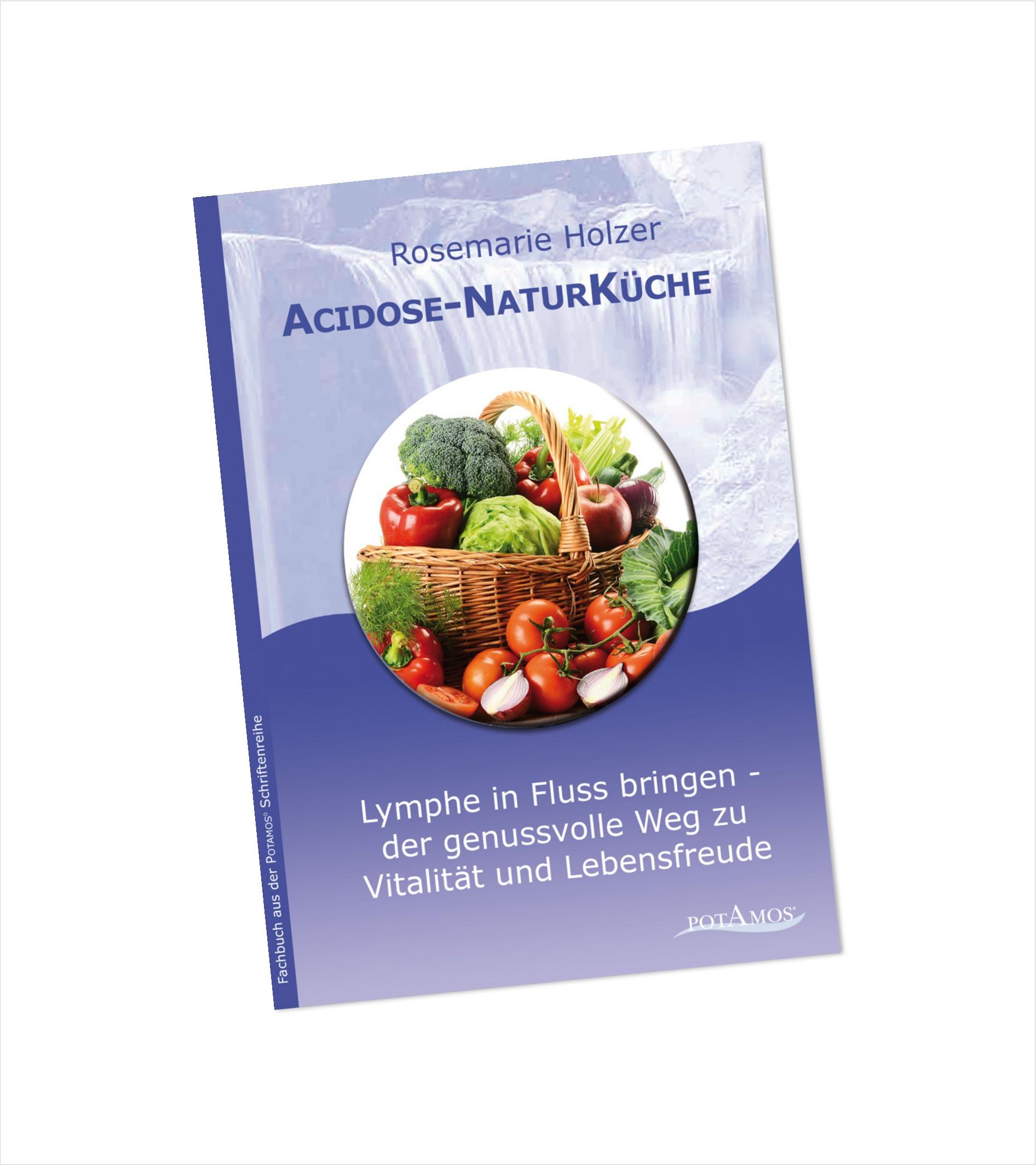 Buch Acidose Naturküche