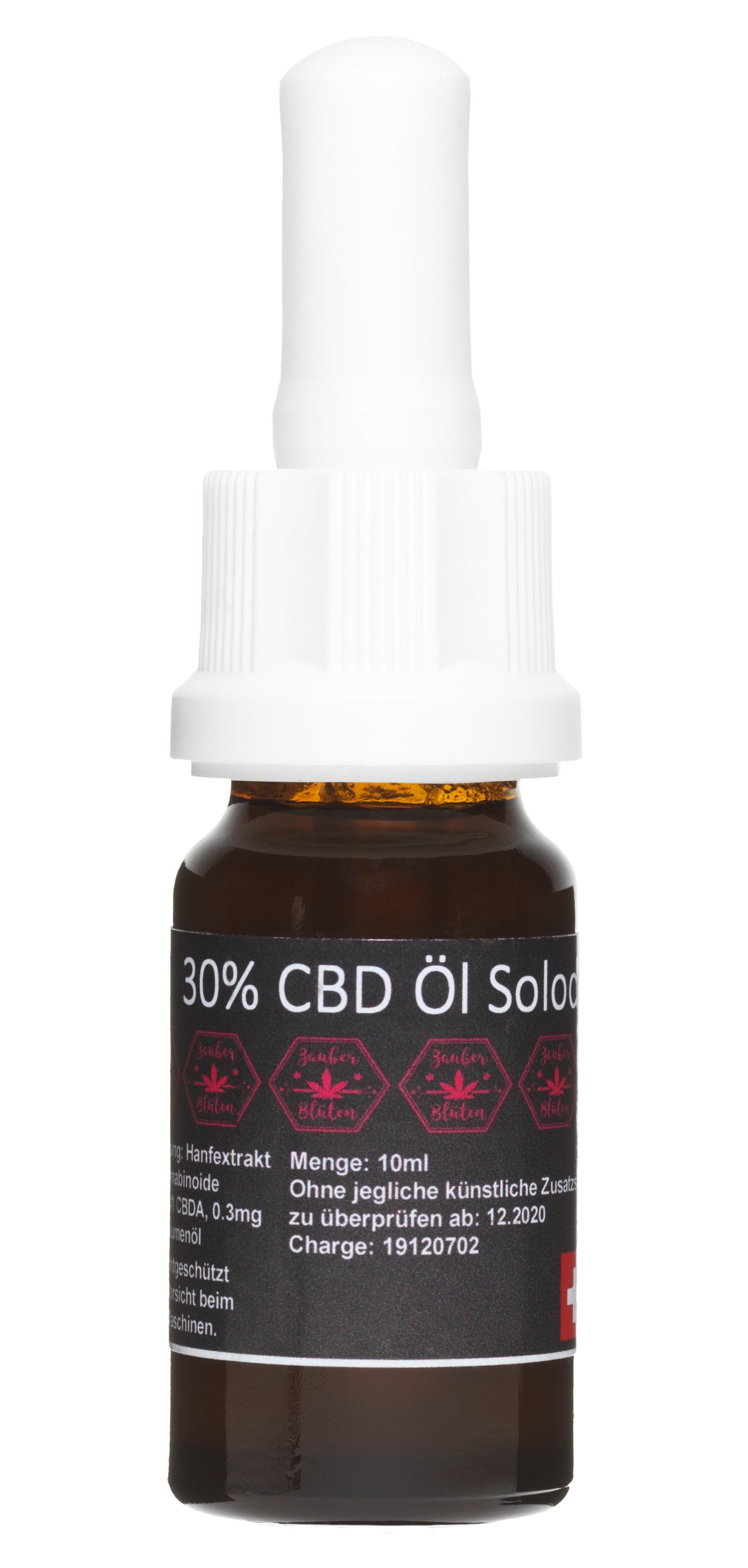 CBD Öl Solodurum 30%