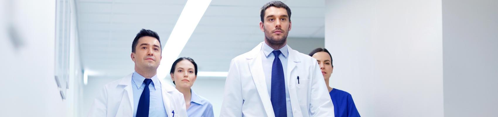 Ärztevermittlung für Kliniken & Praxen