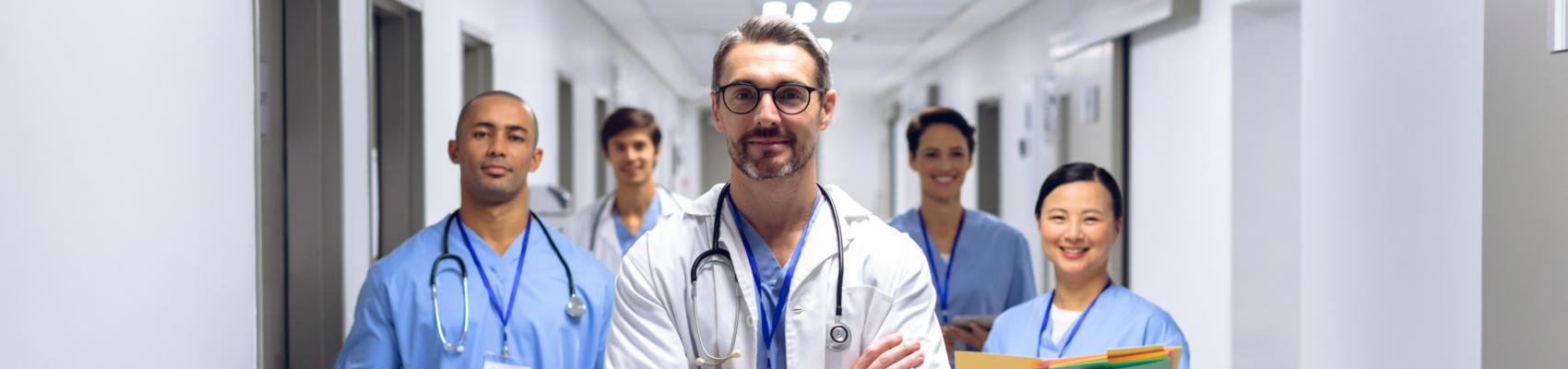 Vermittlung von Ärztinnen & Ärzten