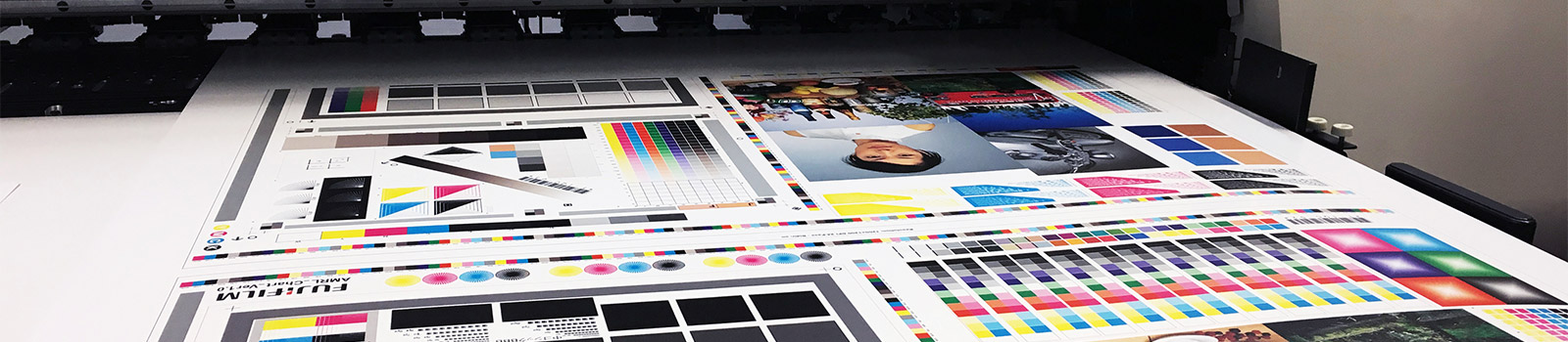 Großformatdruck / Large Format Printing bei Satzdruck in Coesfeld.