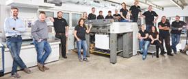 Satzdruck GmbH Coesfeld (NRW) - Ihre Druckerei im Münsterland.