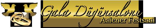 Logo: Gala Dügünsalonu Festsaal Aalen