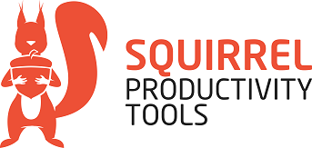 Squirrel ProductivityTools Logo