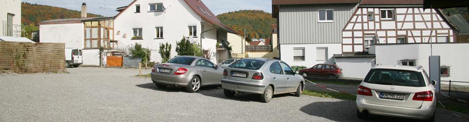 Parkplätze Gasthaus Traube Ludwigshafen