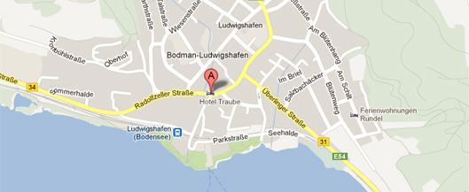 Karte Ludwigshafen