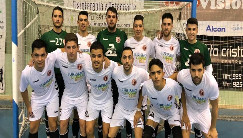Fútbol Sala Deportivo Puertollano - Página web de FSD Puertollano ...