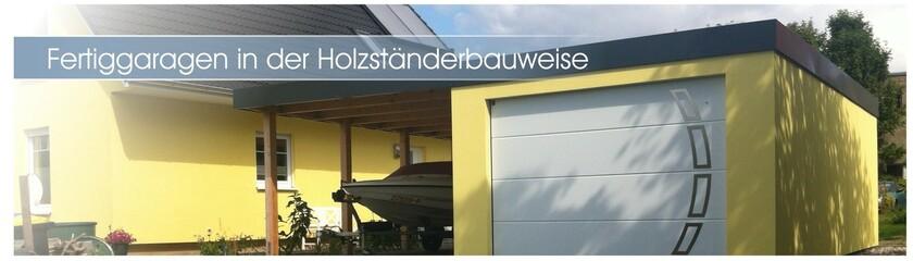 Fabulous Fertiggaragen in Holzständerbauweise - Fertiggaragen in ZR59