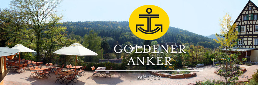 startseite goldener anker restaurant goldener anker in. Black Bedroom Furniture Sets. Home Design Ideas