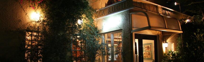 フランス料理 レストラン ラ・リ...