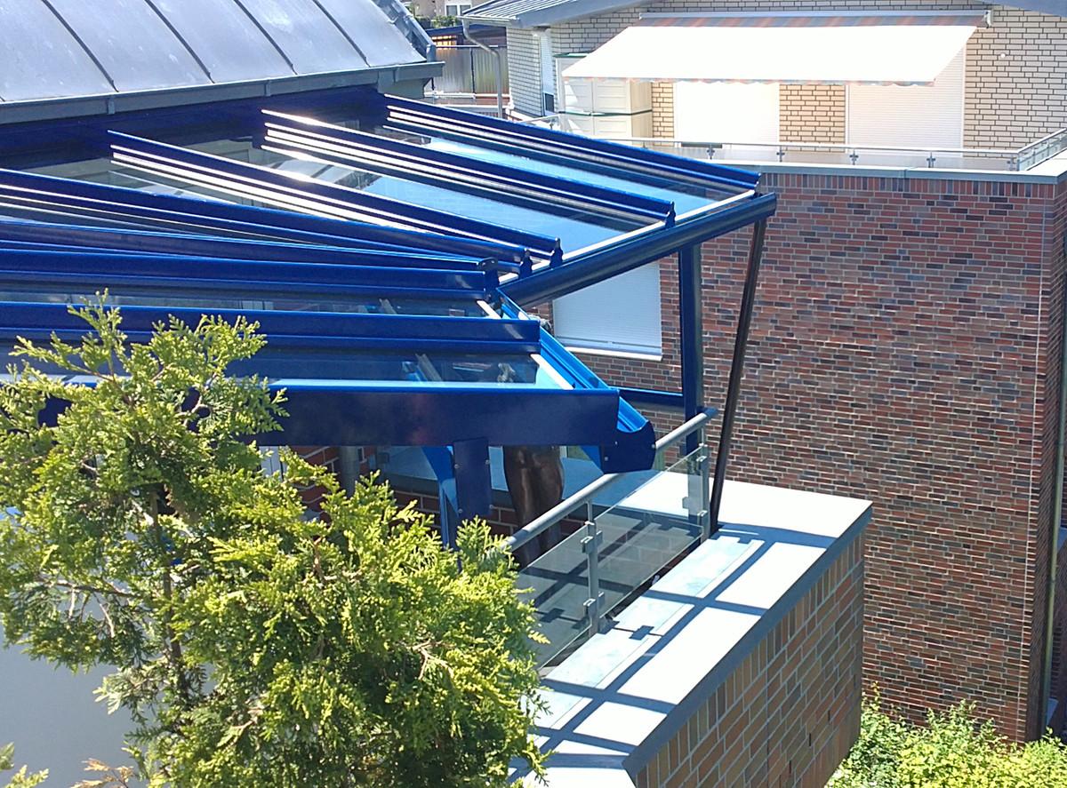 Spezialfälle von Terrassendachmontagen - Montage-Experte Hannover / Langenhagen