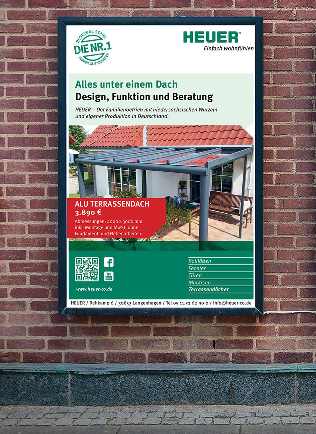 Terrassendach Sonderaktion / Aktion 2019 - Hannover / Barsinghausen / Garbsen / Hildesheim / Isernhagen / Laatzen / Lauenau / Lehrte / Nienburg / Nienstädt / Ronnenberg / Uetze / Wedemark / Wunstorf / Celle