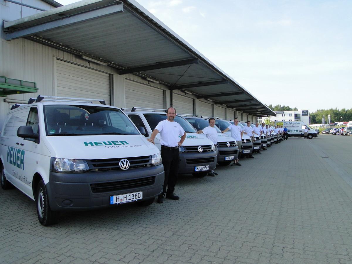 Stellenanzeige: Monteure (m/w/d) - Job in Hannover / Langenhagen